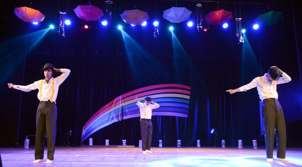 5th Annual Day - SOUND OF COLOURS